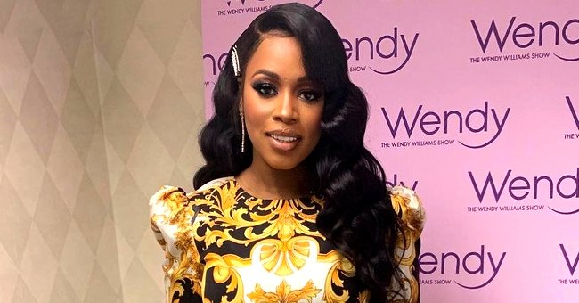 Remy Ma Dons Matching Gucci Ensemble from Her Crop Top & Mask to Her Watch in a Stunning Video
