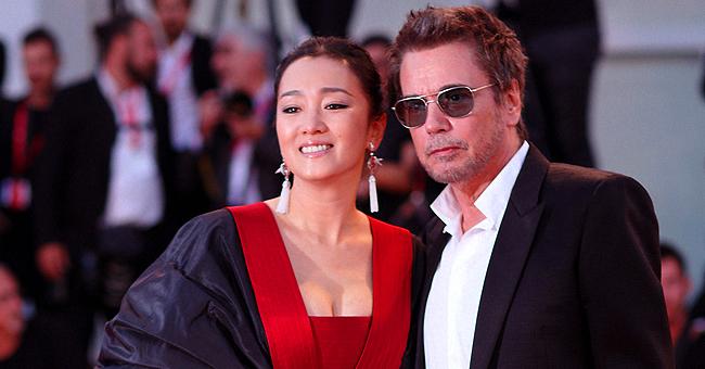 Jean-Michel Jarre et sa compagne Gong Li : un coup de foudre