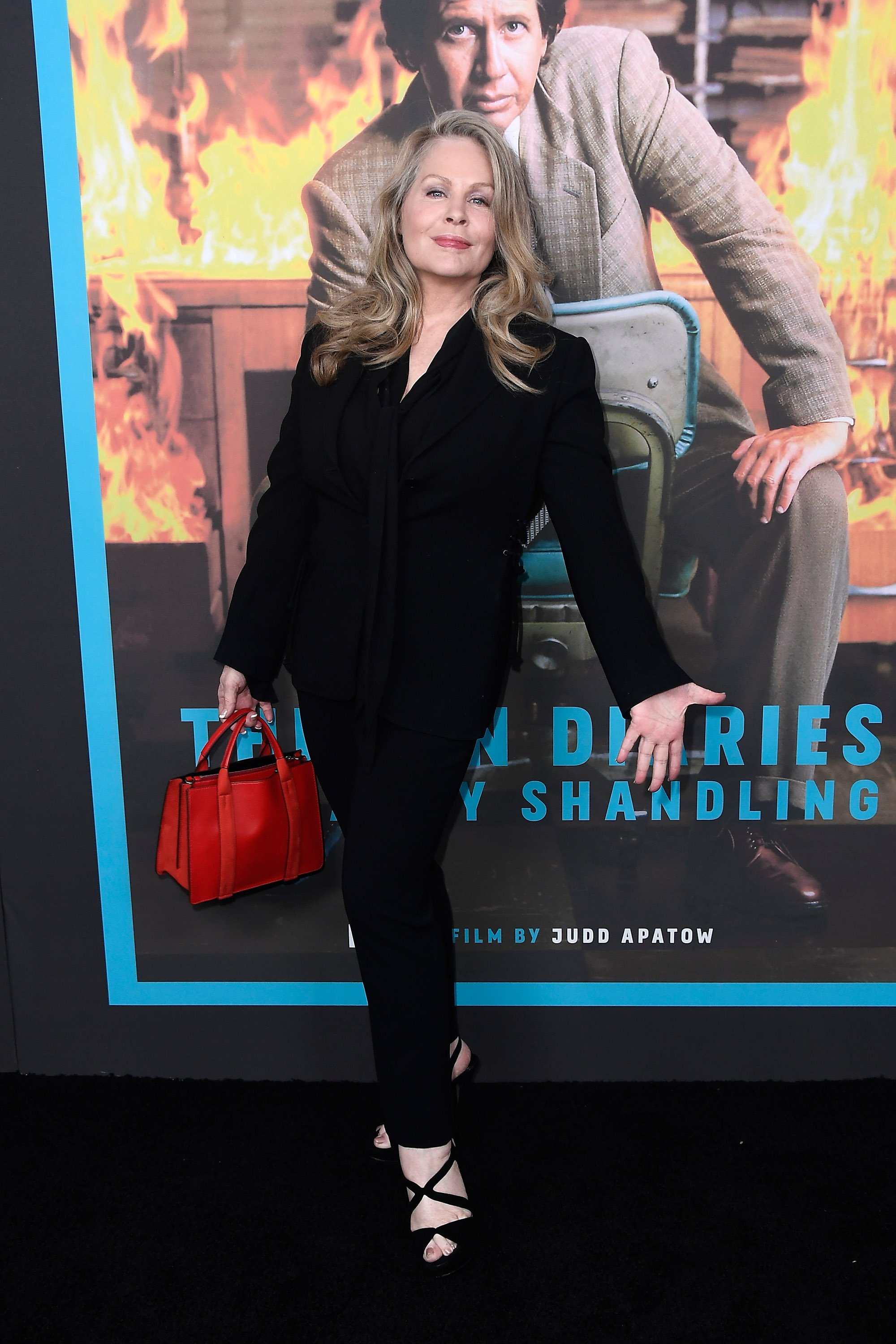 "Beverly D'Angelo at the screening of ""The Zen Diaries Of Garry Shandling"" on March 14, 2018 in California 