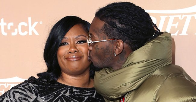 Cardi B's Husband Offset Looks like His Youthful Mom in a Rare Throwback Photo