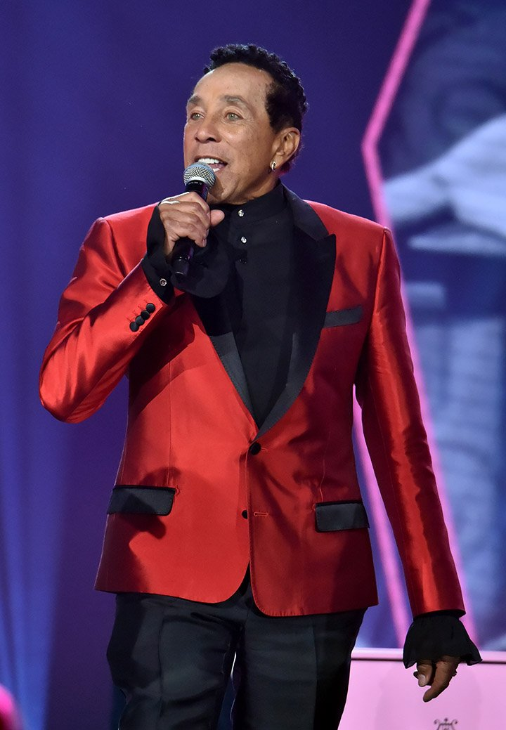 Smokey Robinson performs onstage during the 61st Annual GRAMMY Awards at Staples Center on February 10, 2019 in Los Angeles, California. I Image: Getty Images.