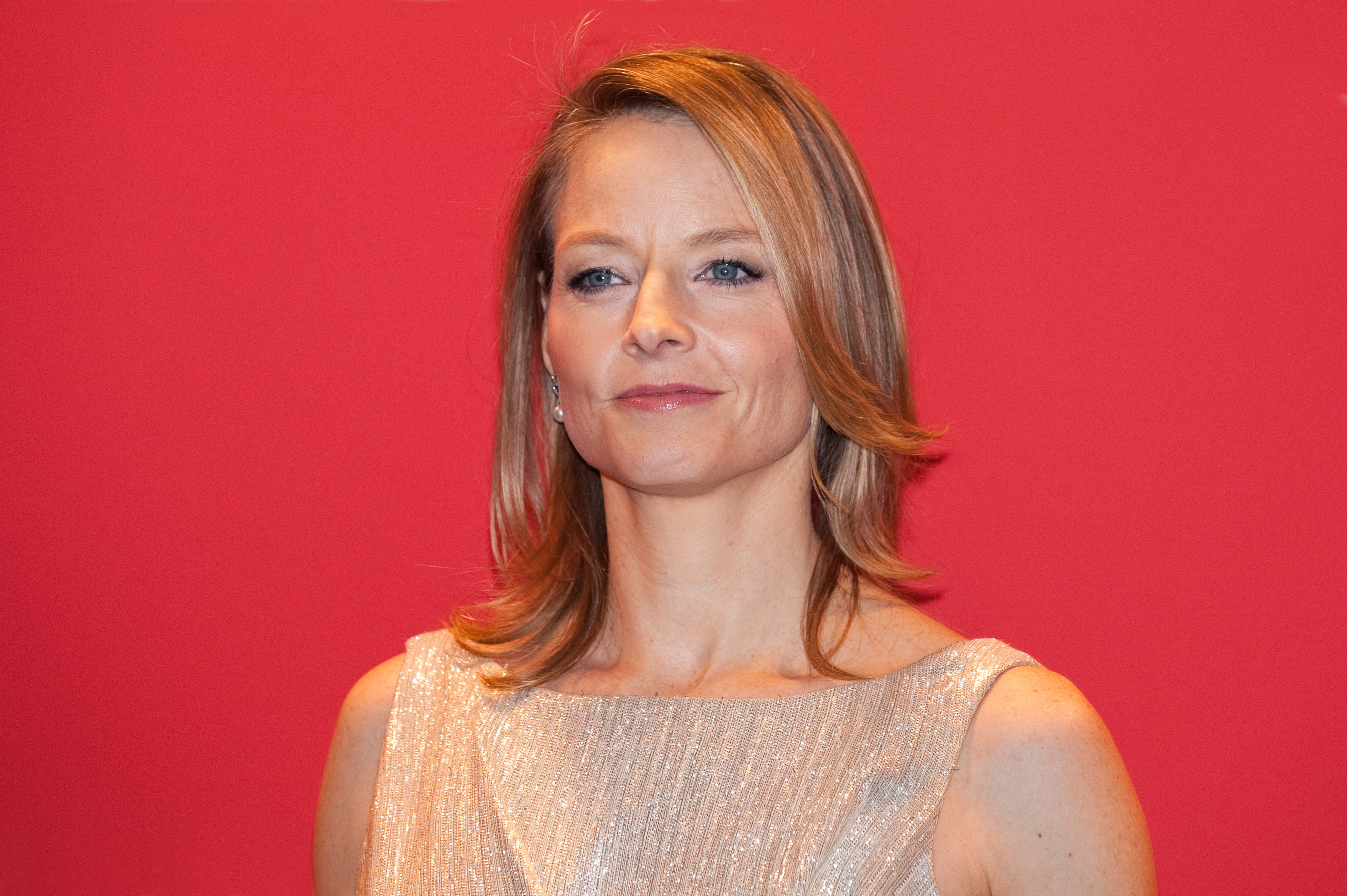 Jodie Foster attending the Cesar Awards in Paris, February, 2011.   Photo: Shutterstock.