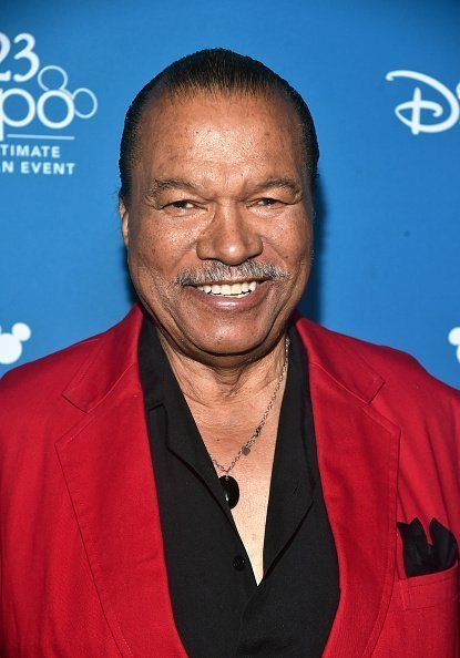 Billy Dee Williams of 'Star Wars: The Rise of Skywalker' at Disney's D23 EXPO 2019 | Photo: Getty Images