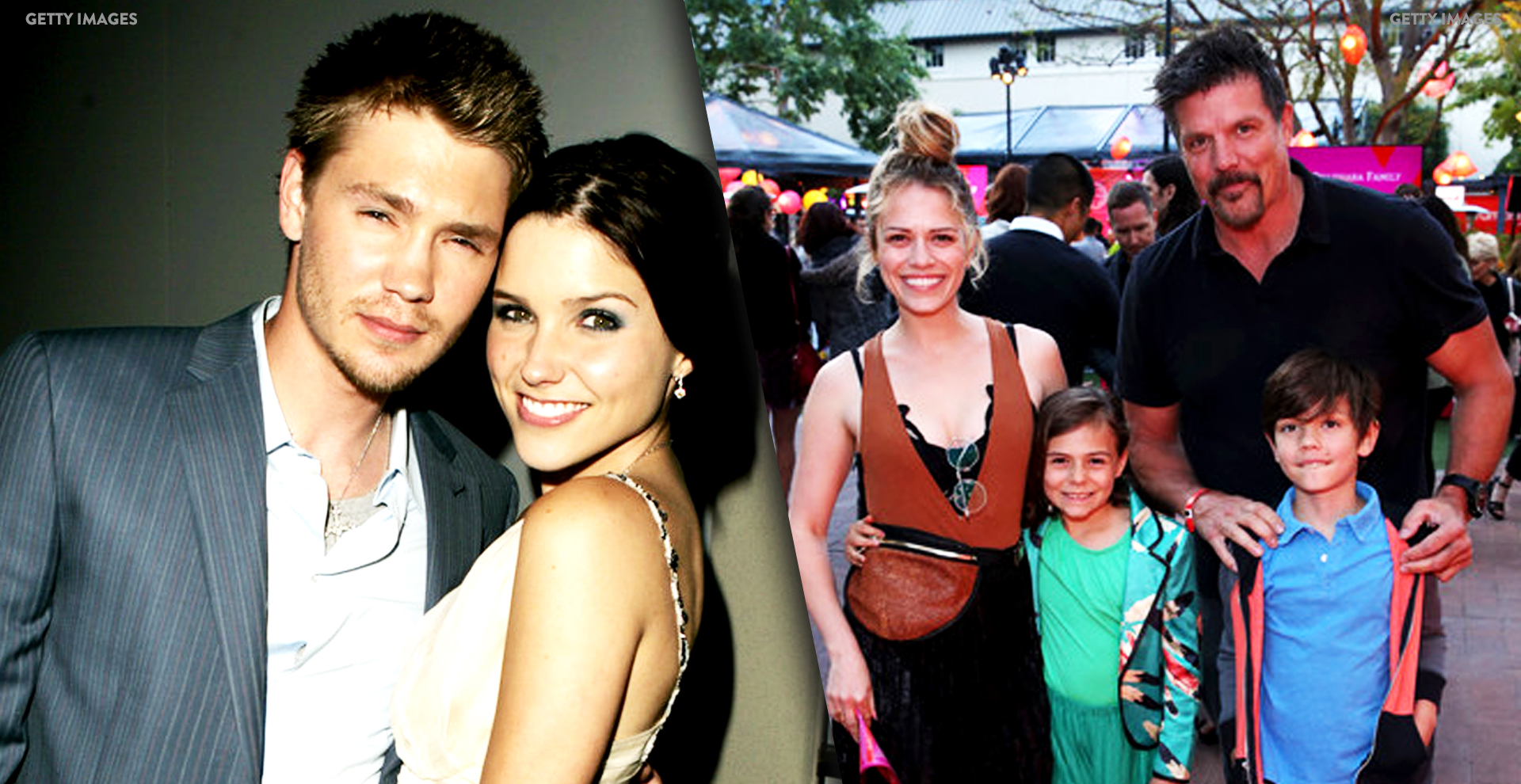 One Tree Hill Cast's Real-life Couples
