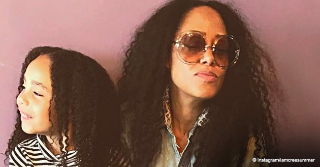 Remember Freddie Brooks from 'A Different World'? She's now 49 & has a look-alike daughter