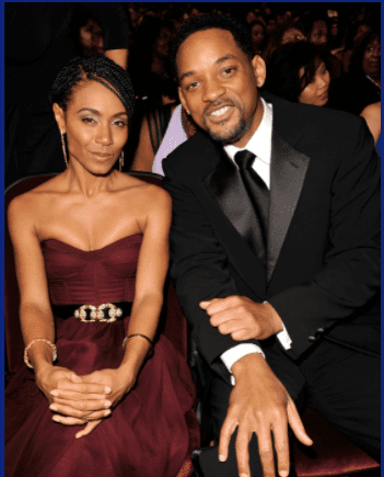 Jada Pinkett Smith & Will Smith at the 40th NAACP Image Awards on Feb. 12, 2009 in California | Source: Getty Images