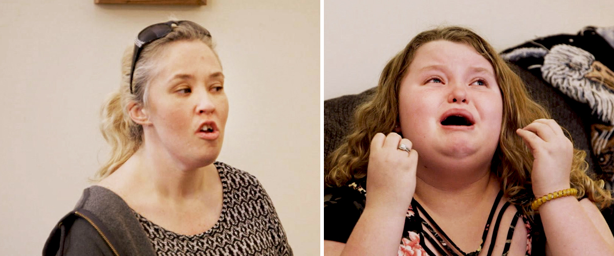 Honey Boo Boo Tearfully Explains Why She Doesn't Live with Mama June