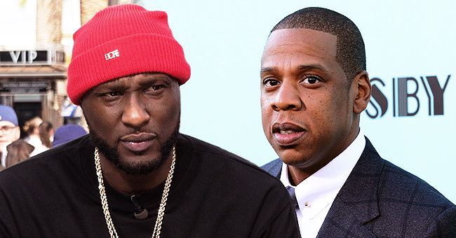 The Piece of Advice That Lamar Odom Got from Jay-Z but He Ignored