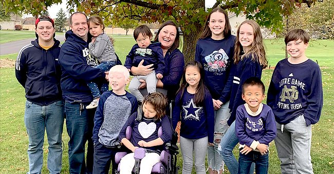 Parents of 6 Kids Who Adopted 5 More Leave Their Hearts Open to Welcome Even More