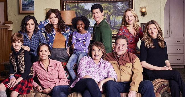 Michael Fishman of 'Roseanne' Shared Photos with His Kids and Siblings