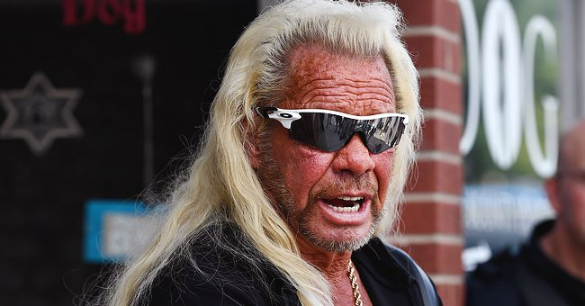 Duane 'Dog' Chapman Hilariously Ruins His Granddaughter's TikTok Video