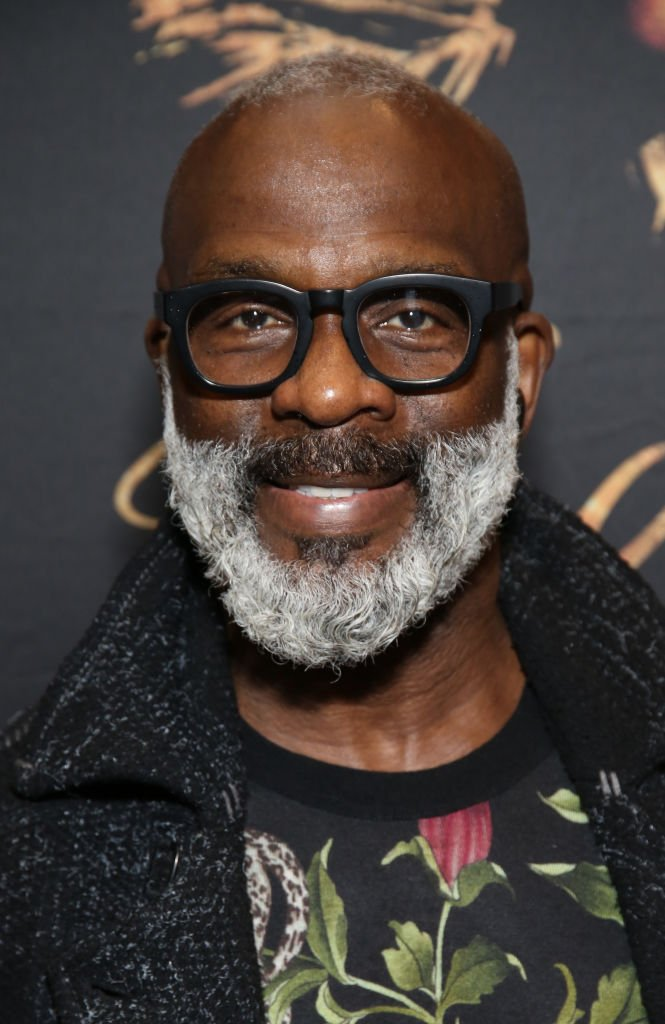 "BeBe Winans attends the ""Tina - The Tina Turner Musical"" at the Lunt-Fontanne Theatre 