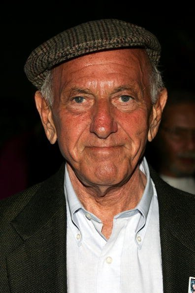 Jack Klugman at the Academy of Motion Picture Arts and Sciences on May 20, 2005 in Los Angeles, California. | Photo: Getty Images