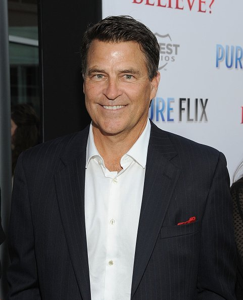 """Ted McGinley attends the Premiere of Pure Flix's """"Do You Believe?"""" at ArcLight Hollywood on March 16, 2015, in Hollywood, California. 