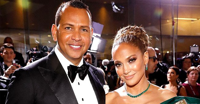 J Lo & Fiancée A-Rod Get Cozy as They Pose in a Sweet New Selfie Amid Recent Split Rumors