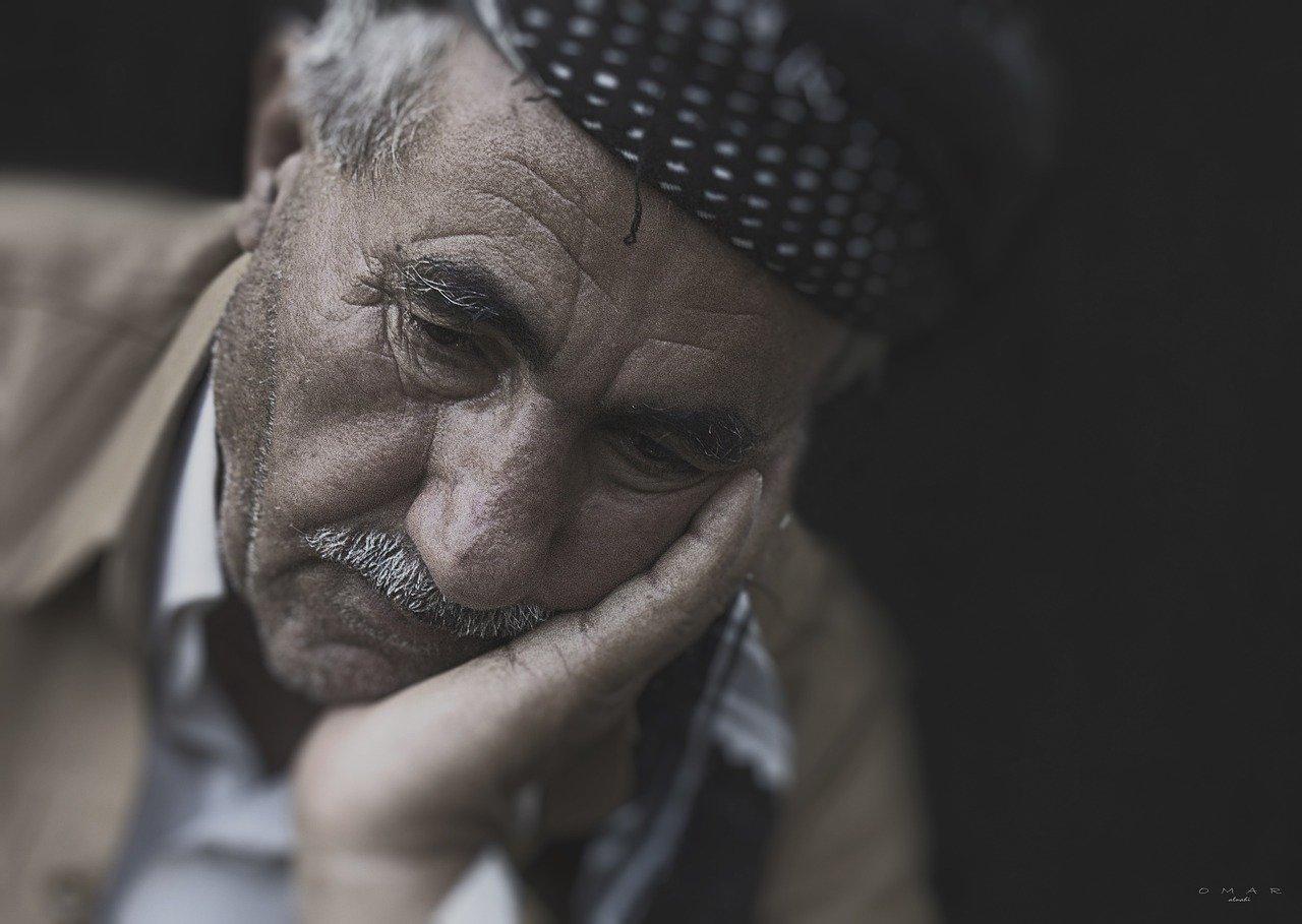 Trauriger Mann - Quelle: Pixabay