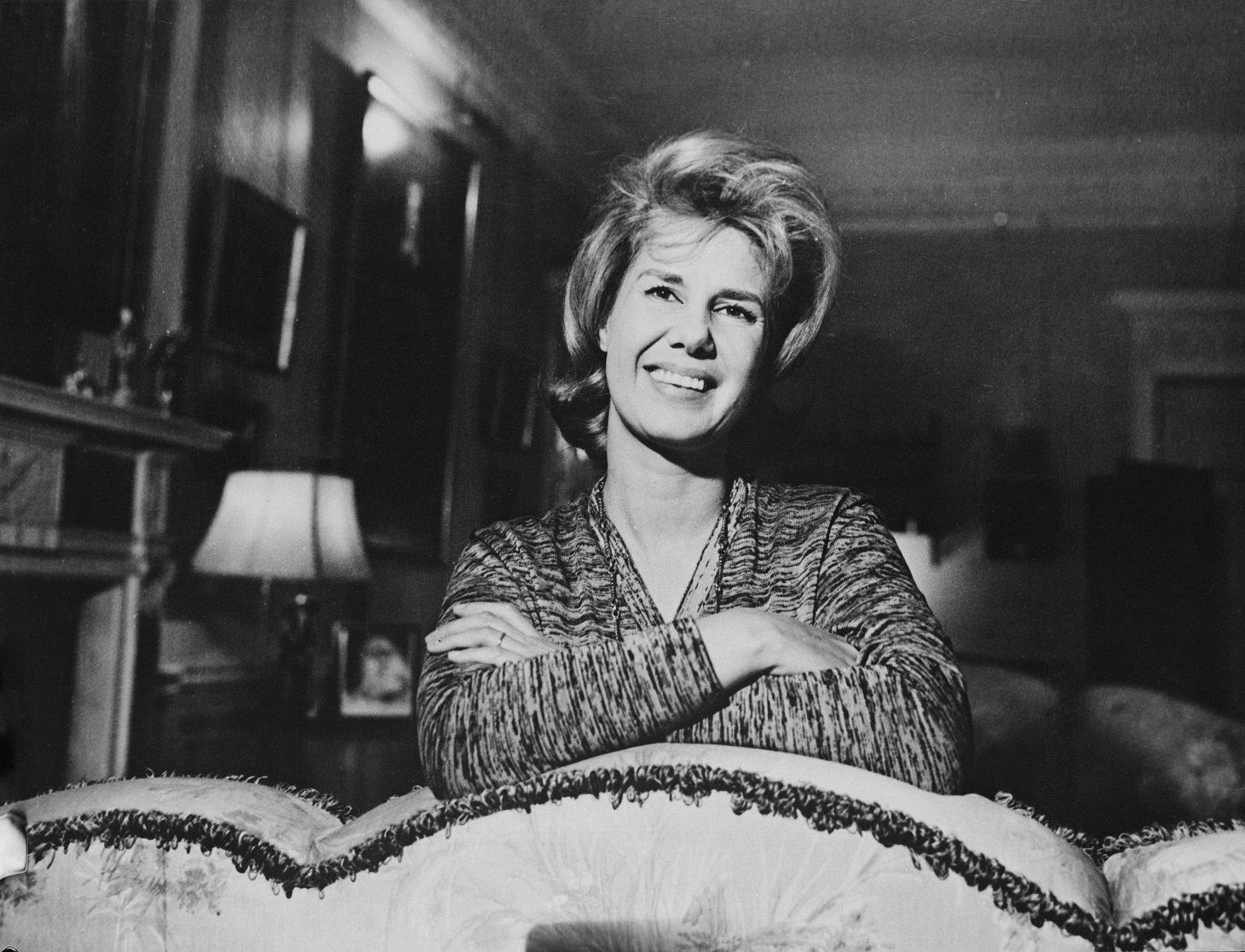 La Duquesa de Alba en el Palacio Liria, en 1961. || Fuente: Getty Images