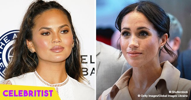 Chrissy Teigen blasts Meghan Markle's father after 'embarrassing' interview