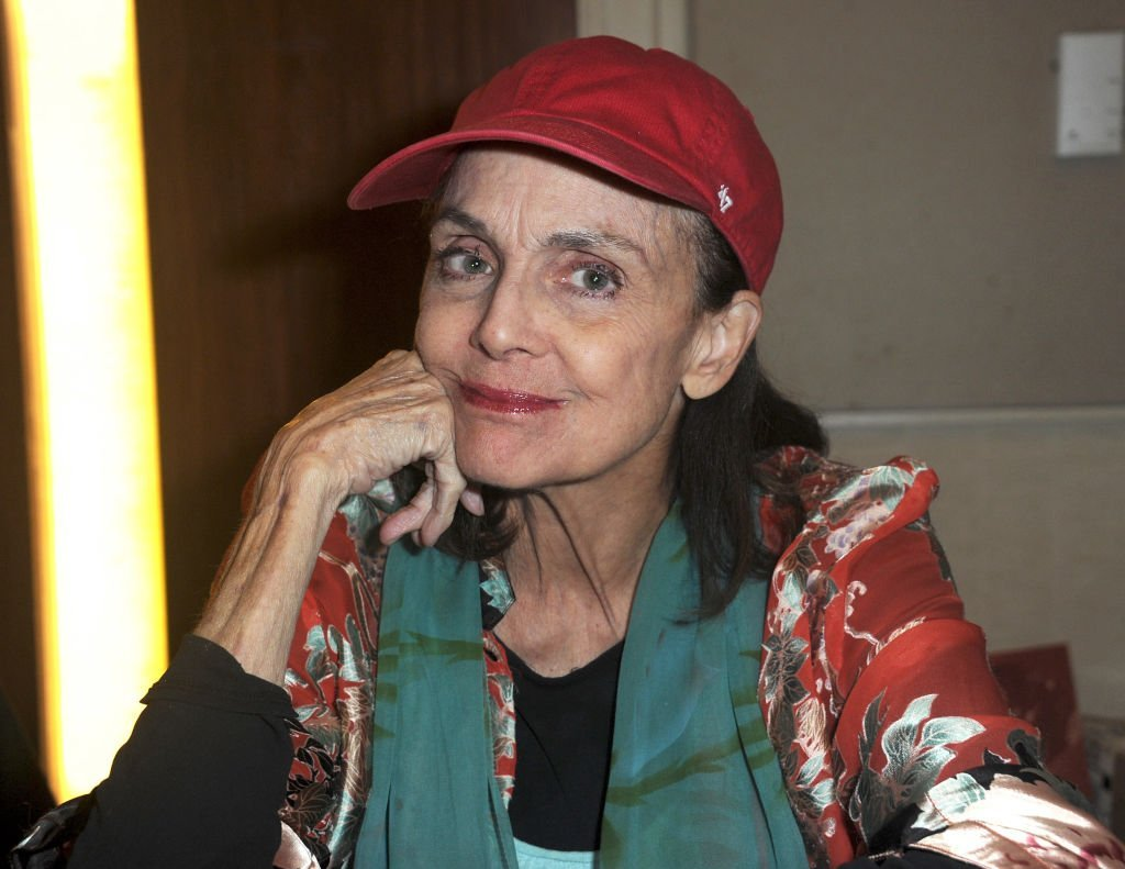 Actress Valerie Harper at The Hollywood Show held at Westin LAX Hotel | Photo: Getty Images