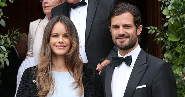 Princess Sofia & Prince Carl Philip of Sweden Announce the Birth of Their Son & Reveal His Name