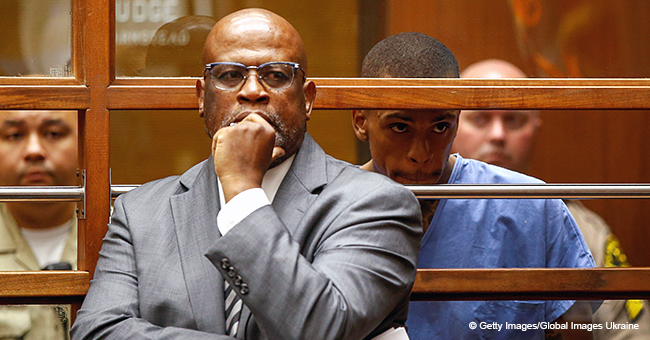 O.J. Simpson Prosecutor Chris Darden Is Now Representing Nipsey Hussle's Suspected Murderer