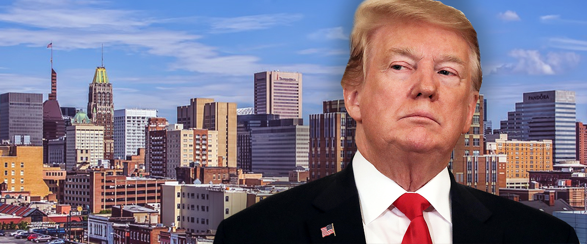 Mayor of Baltimore Says Donald Trump Is a Disappointment to the City, the Country and the World