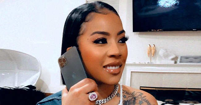 Keyshia Cole Gives a Close-up Look at Her Intricate Arm Tattoo in a Photo — See Her Cool Ink