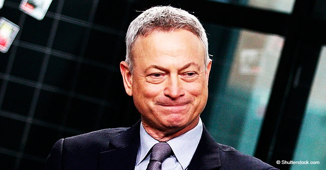 CSI: NY star Gary Sinise 'speechless' as he receives all-star thanks for helping veterans.