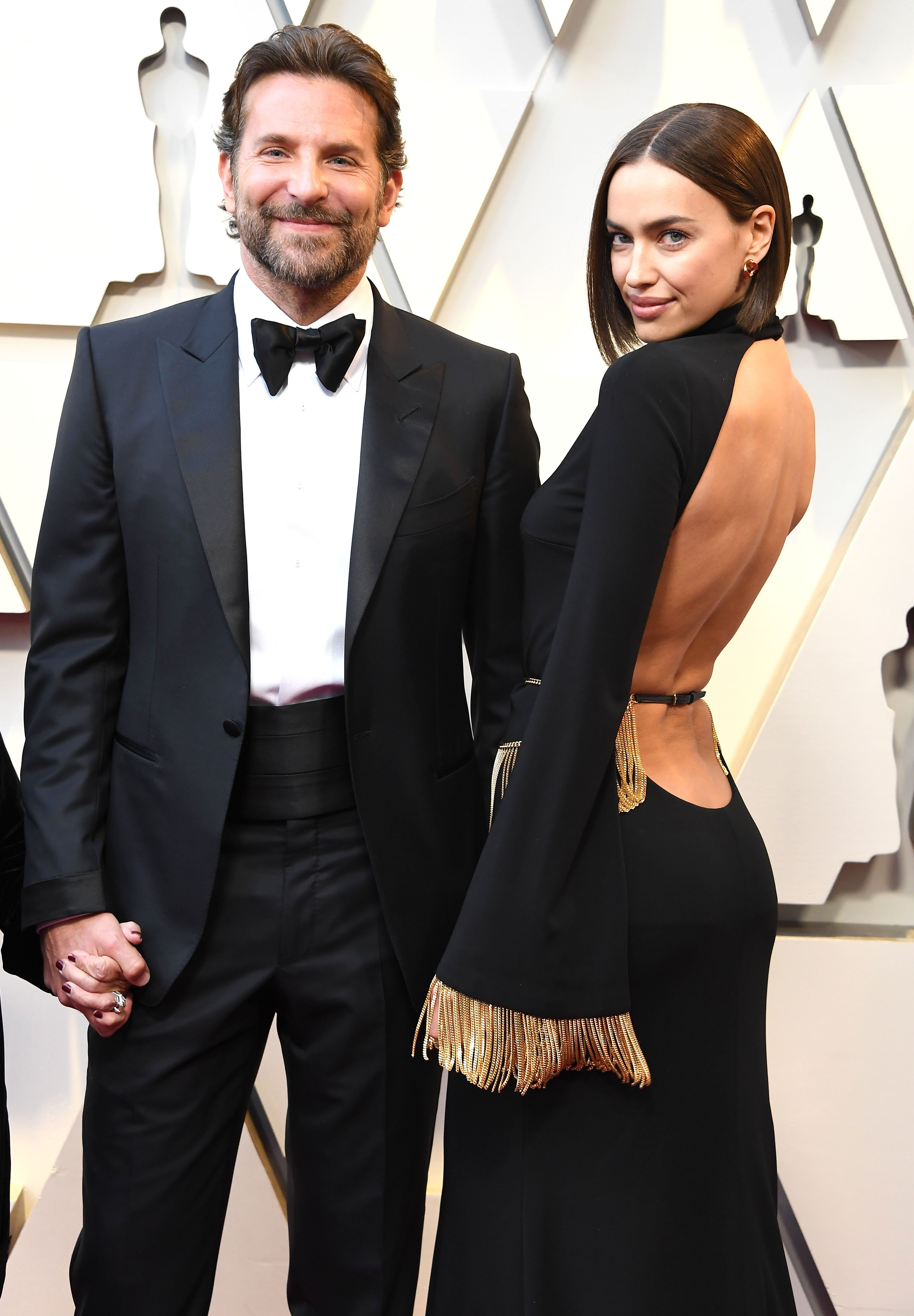 Bradley Cooper and Irina Shayk arrive at the 91st Annual Academy Awards at Hollywood and Highland on February 24, 2019 | Photo: Getty Images