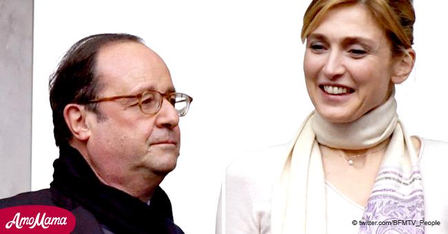 Julie Gayet a reçu une grosse indemnité de la part de Closer après sa liaison avec François Hollande