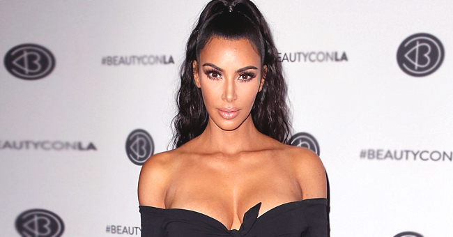 Kim Kardashian Shares Snap of Baby Psalm with North and Saint Making Funny Faces