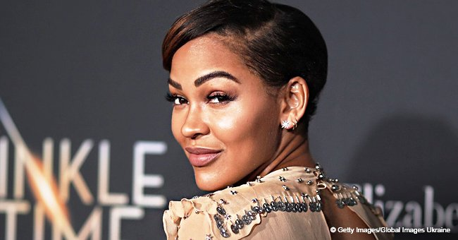 Meagan Good Finally Responds to Viral Photo of Her on a Dog Leash Held by Khloé Kardashian