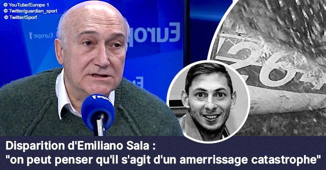 Les détails de la catastrophe d'Emiliano Sala : le pilote a réussi à faire atterrir l'avion, dit l'expert