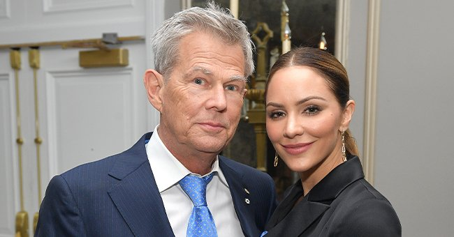 Katharine McPhee, 36, and David Foster, 71, Welcome Their 1st Child, Making Him a Father of 6