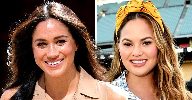 Chrissy Teigen Praises Meghan Markle as She Reveals How She Comforted Her after Her Miscarriage