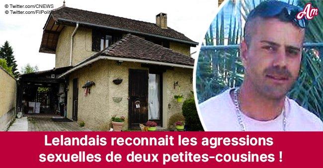 Les nouveaux aveux de Nordahl Lelandais: il avoue avoir agressé sexuellement deux petites cousines