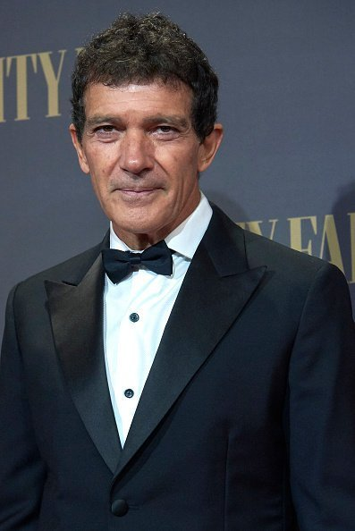 Antonio Banderas attends the Vanity Fair awards 2019 photocall at Royal Theater in Madrid, Spain on Nov 25, 2019 | Photo: Getty Images