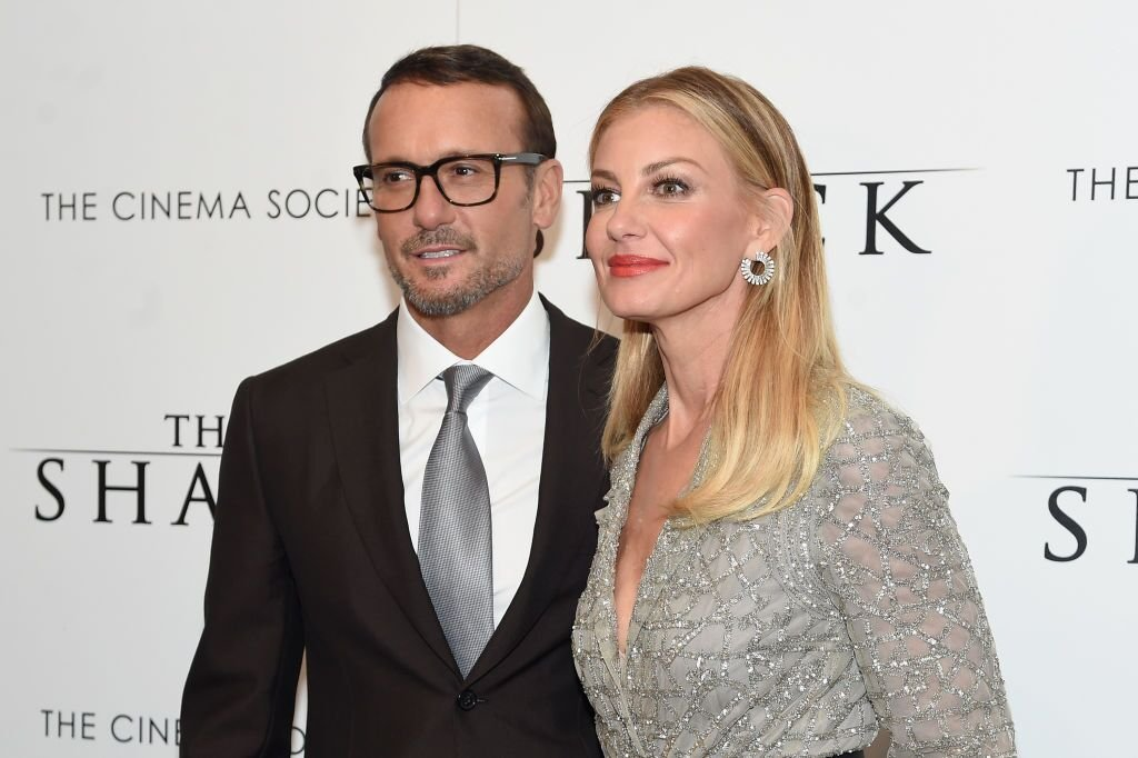 "Tim McGraw and Faith Hill attend Lionsgate Hosts the World Premiere of ""The Shack"" at the Museum of Modern Art on February 28, 2017 