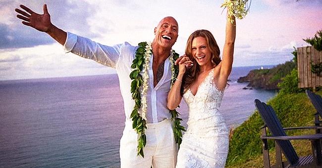 Love, Children, Wedding: Inside Dwayne Johnson's Relationship with Wife Lauren Hashian