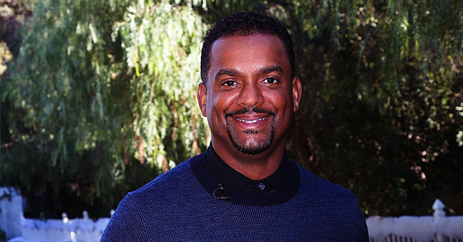 Alfonso Ribeiro of 'Fresh Prince of Bel-Air' Melts Hearts with Video of Baby Daughter Ava Sue Falling Asleep on His Chest