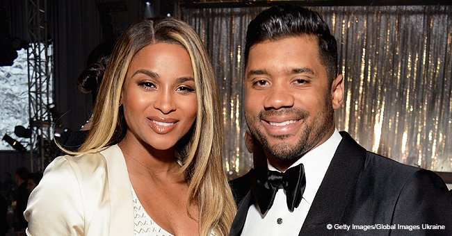 Ciara and Russell Wilson's daughter Sienna adorably cruises in pink G Wagon toy car in recent video