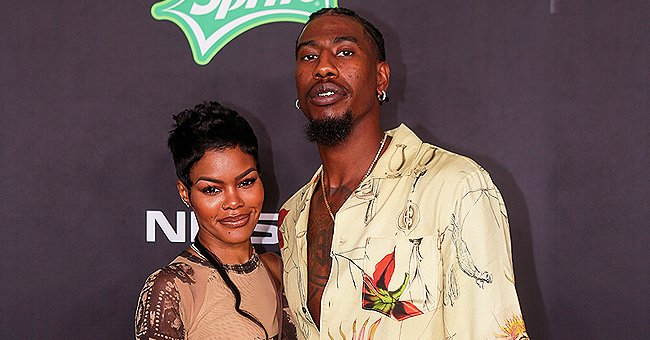 Teyana Taylor's Husband Iman Shumpert Shares Photos of Wife in Swimsuit along with a Romantic Tribute