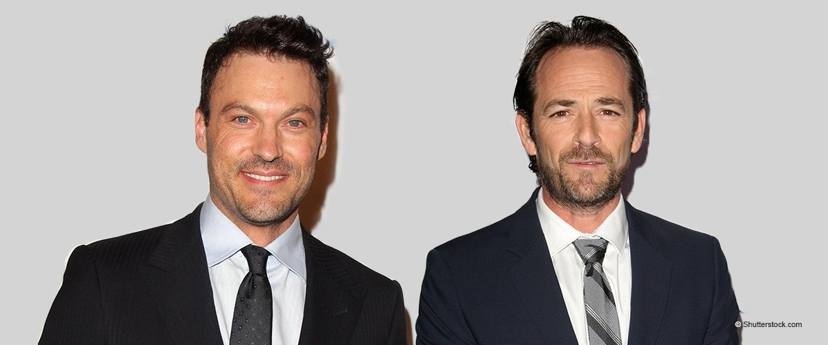 Brian Austin Green 'Still Mourning' over Luke Perry as He Breaks Silence on Actor's Death