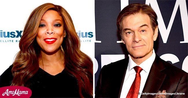 Dr. Oz reportedly prays for Wendy Williams, says it 'can take months' to battle the disease