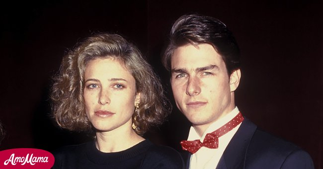 A picture of Tom Cruise and Mimi Rogers | Photo: Getty Images