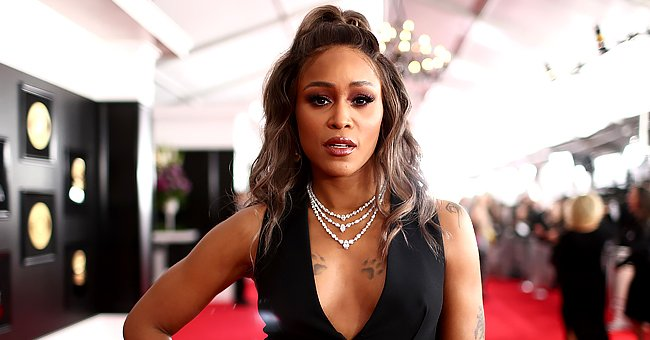 Rapper Eve Once Revealed the Adorable Story behind the Paw Print Tattoos on Her Chest