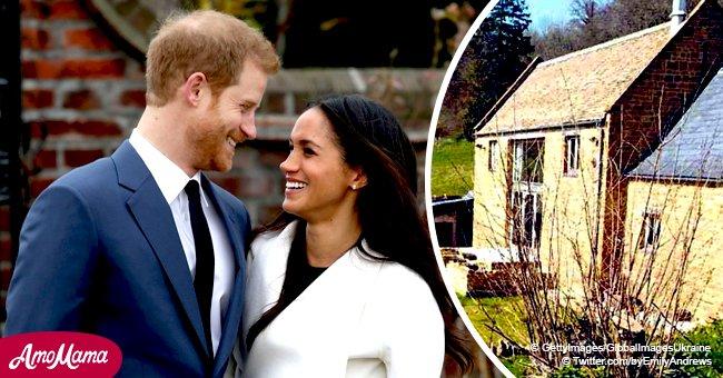 The Sun: La primera foto del nuevo nido de amor de Meghan y Harry que cuesta más de $3 millones