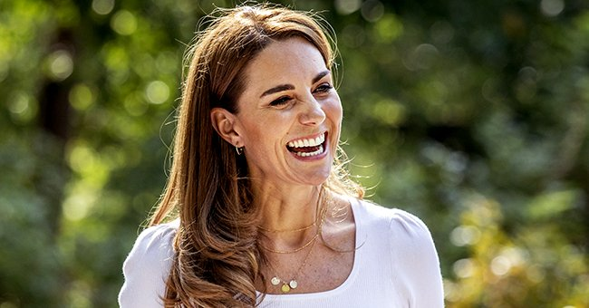 Here's How Kate Middleton Paid Tribute to Her Kids with a Special Piece of Jewelry