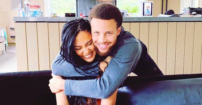 See How Steph and Ayesha Curry Celebrated Their 9th Anniversary on Social Media