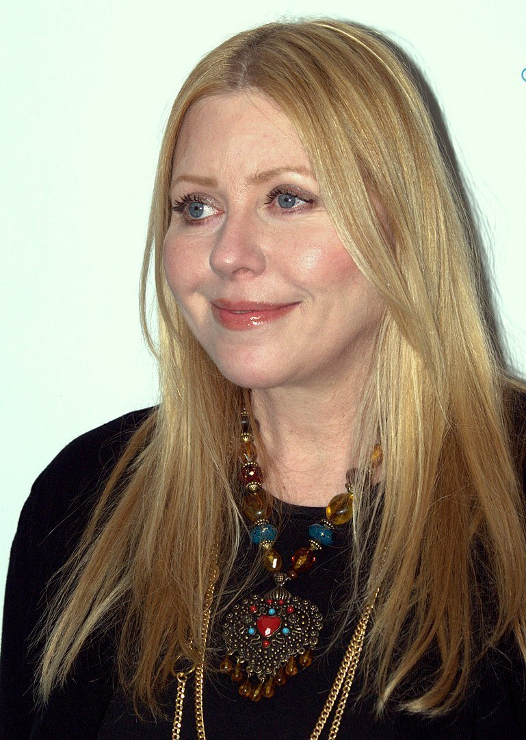 Bebe Buell at the 2009 Tribeca Film Festival | Photo: Wikimedia Commons Images